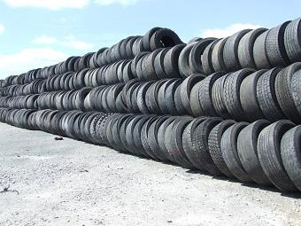 Waste Tyres Ireland