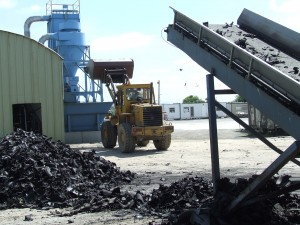Ireland's largest collector and recycler of waste tyres